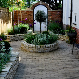 Bickley Arts & Crafts Garden